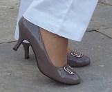 camel shoes