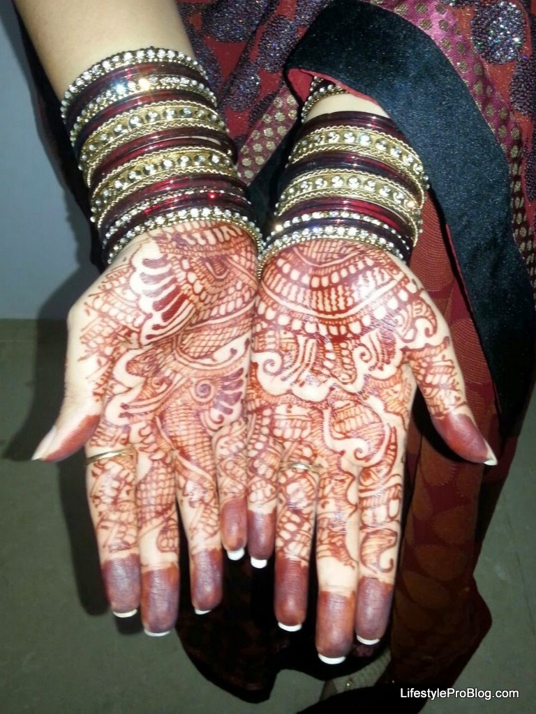 My Karwachauth Look