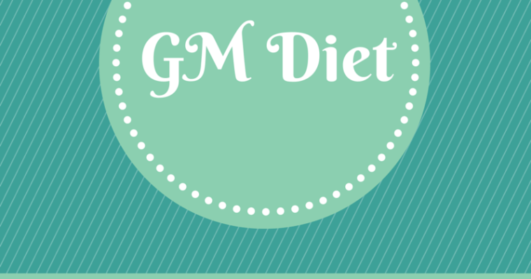 Vegetarian Indian GM Diet Day 7 : My Experience
