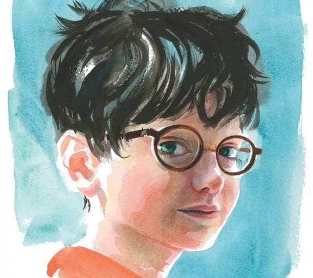 Harry-Potter-Illustrated-Harry