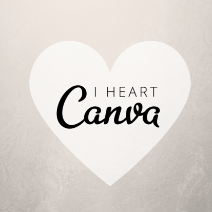 Blogging tips -  Canva for Graphics
