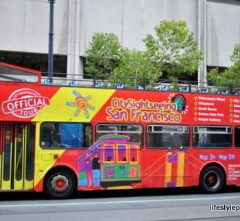 Open Top Tour Buses San Francisco