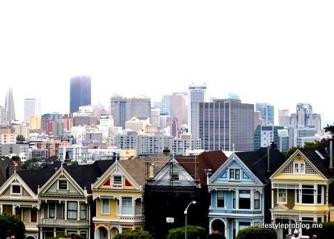 Painted Ladies... from Full House opening credits