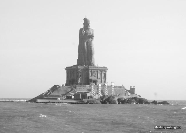 Thiruvaluvar Statue, Kanyakumari, India