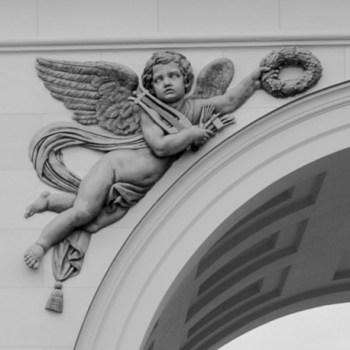 Cherub, Winter Palace, Munich