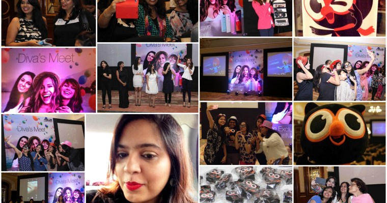Cell Phones for Divas unveiled at Asus Divas Meet