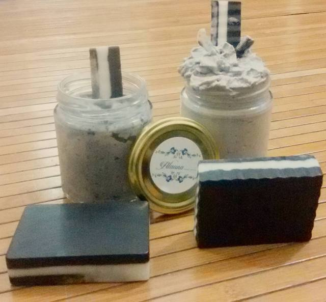 Activated Charcoal Range by Alanna - Naturally Beautiful