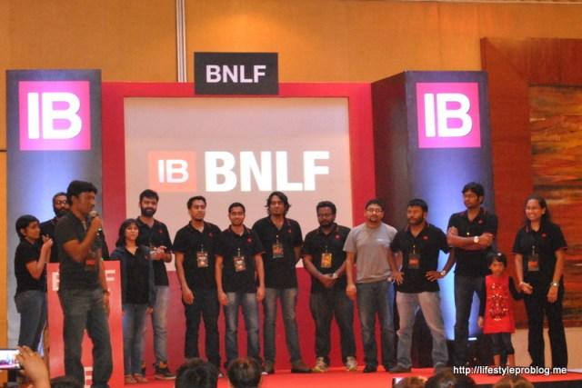 BNLF - Indi Team