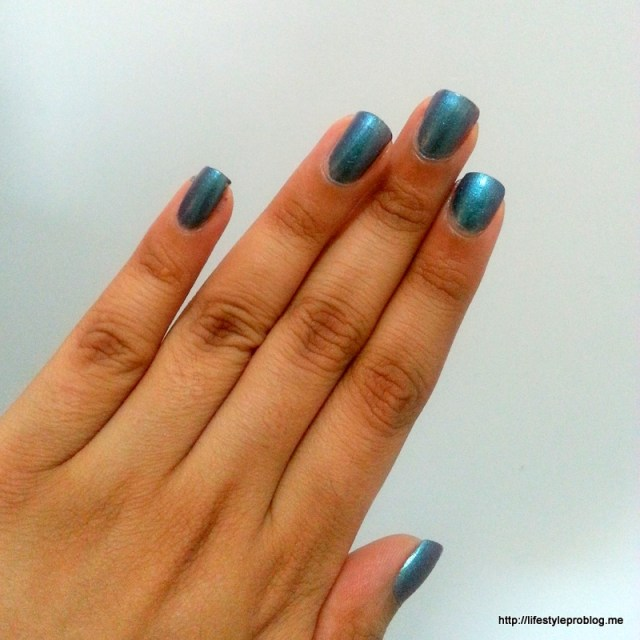 My Envy Box December 2015 Catrice Nail Polish Get The Blues