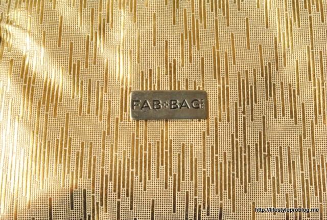 Fab Bag December 2015 Edition Packaging