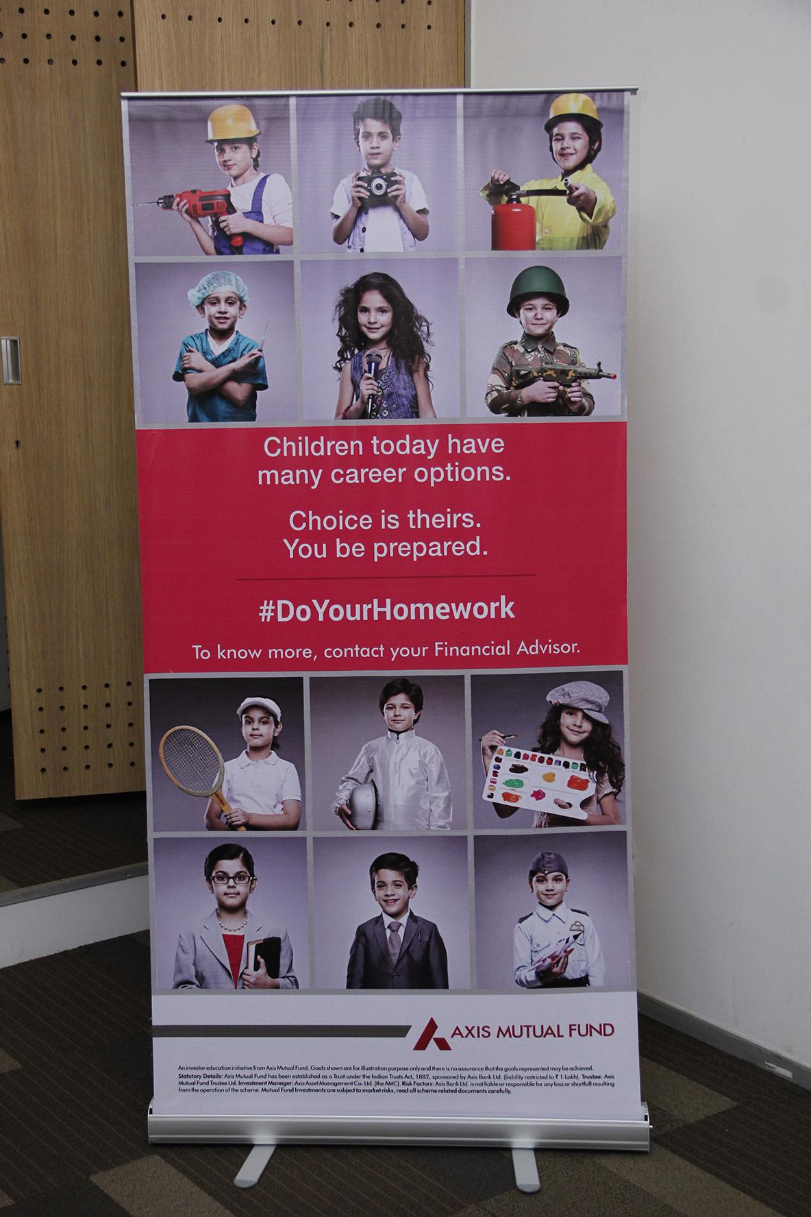 Who tells Parents to #DoYourHomework?