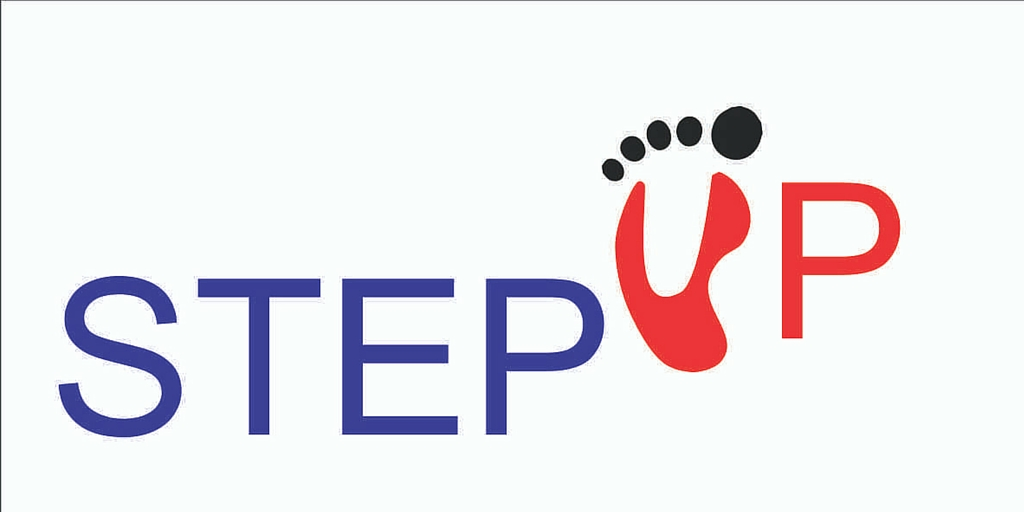 Help Tiny Feet Walk – with Step Up