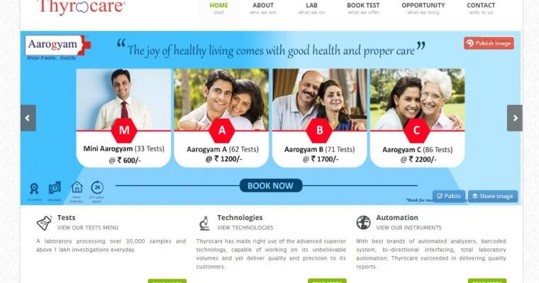 Aarogyam by Thyrocare #Review