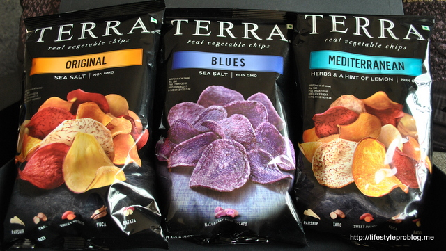 Terra Chips  – A Gourmet Snacking Experience
