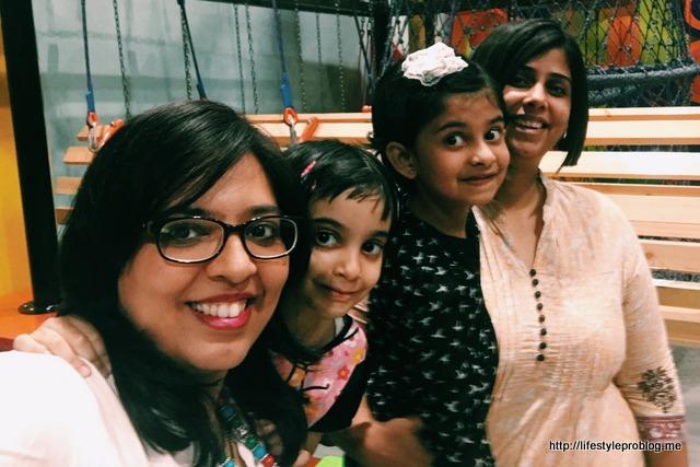 Fun O Factory with Ritu and Sara