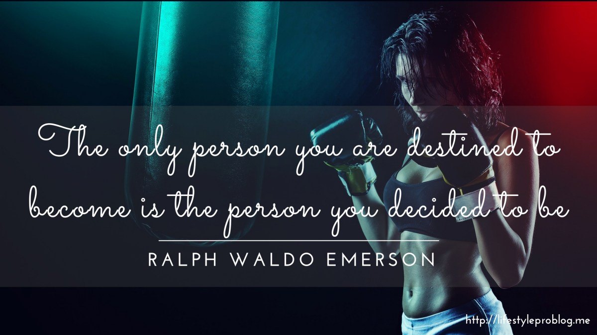 Ralph Waldo Emerson Quote