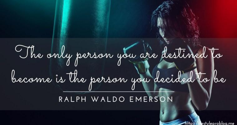 #AtoZChallenge : Ralph Waldo Emerson Quote