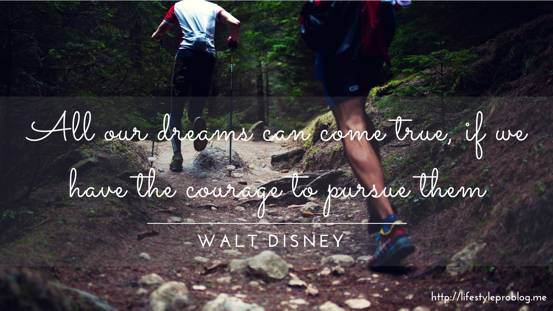 #AtoZChallenge : Walt Disney Quote