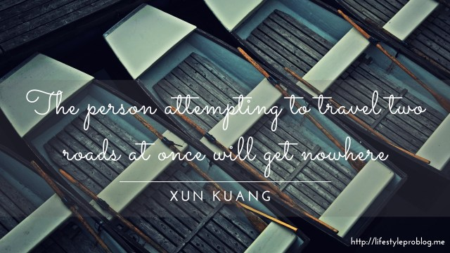Xun Kuang Quote