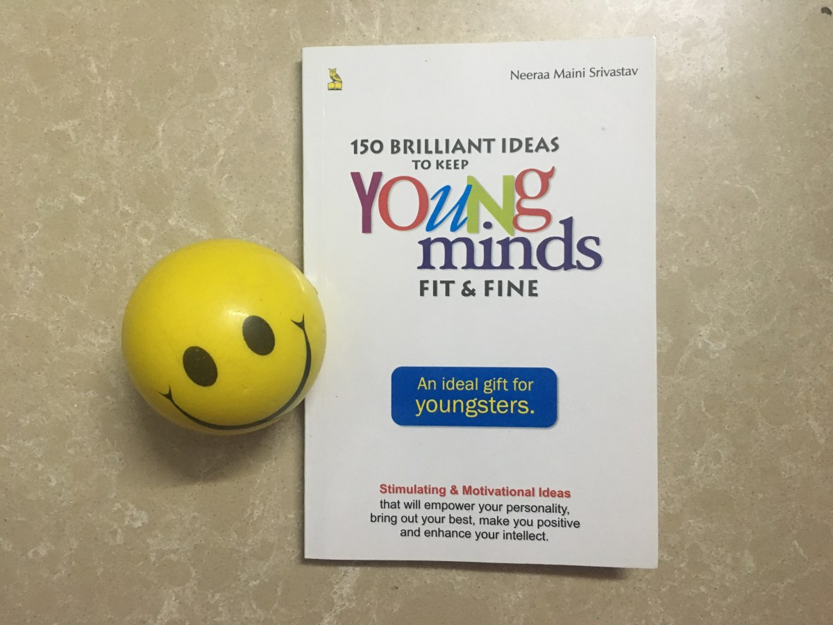 150 Brilliant Ideas to Keep Young Minds Fit and Fine #BookReview