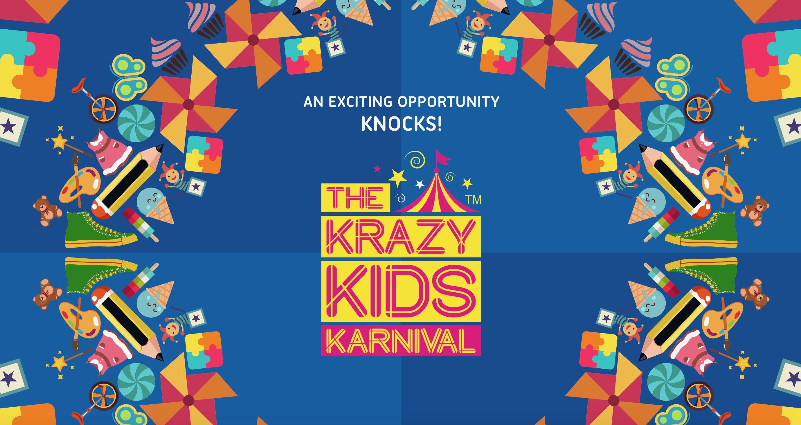 Krazy Kids Karnival – a modern day Diwali Mela!