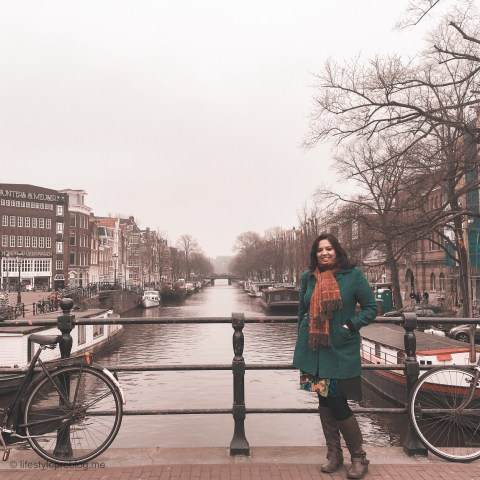 Solo Traveling Amsterdam