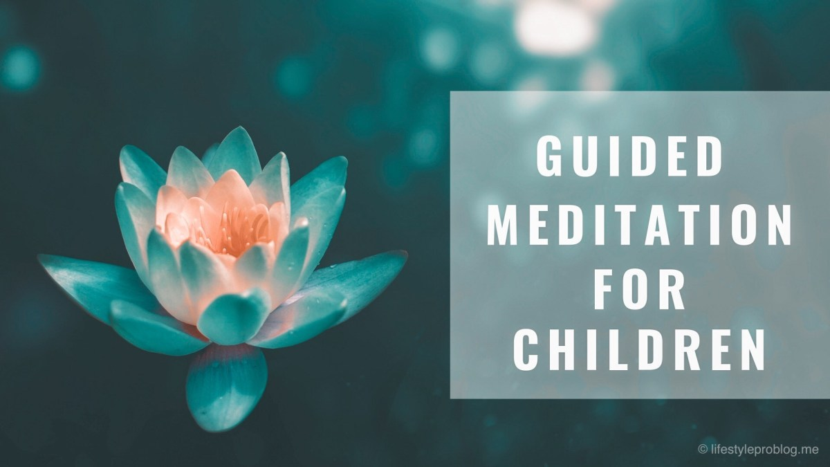 A Guided Meditation Video for Children