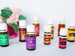 How do essential oils work on the mind and body