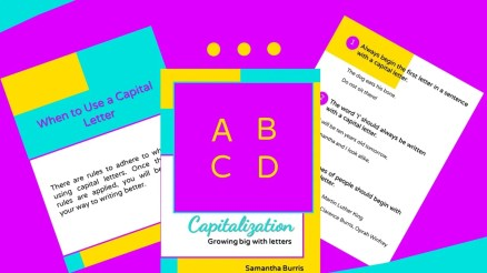 Capitalization Rules PDF