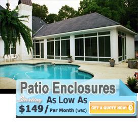 patio enclosures glass room