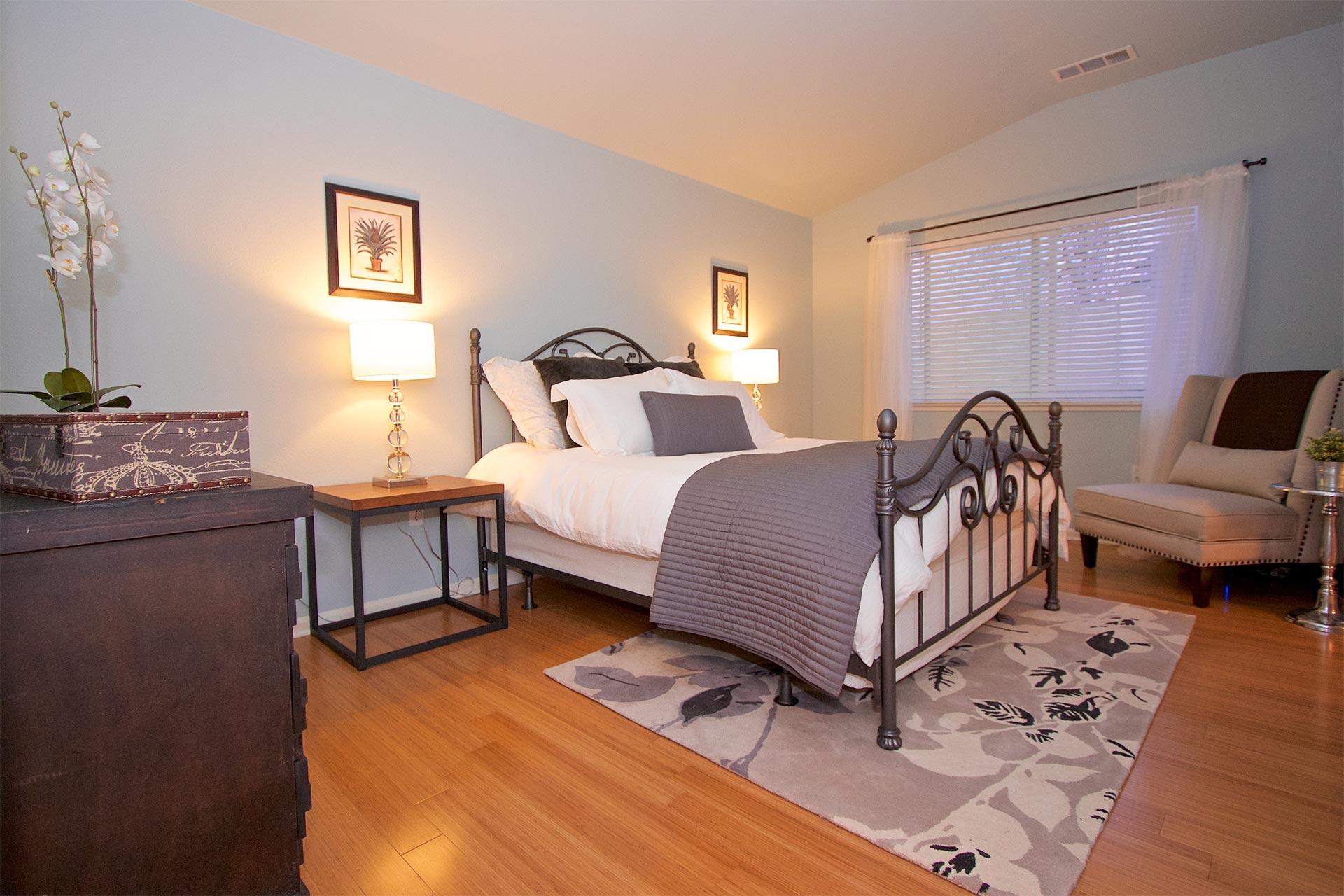 After-Master Bedroom