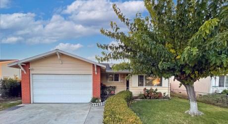 1531 Endicott Drive, San Jose, CA