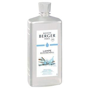 Aquatic Wood Lampe Maison Berger Fragrance 1 Liter - 416354