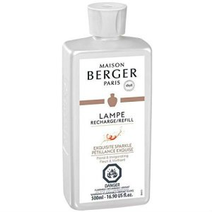 Exquisite Sparkle Lampe Maison Berger Fragrance 500ml - 415188