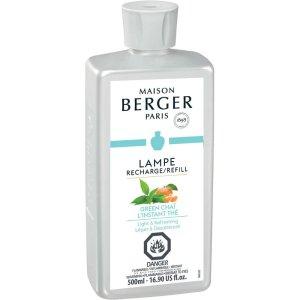 Green Chai Lampe Maison Berger Fragrance 500ml - 415028