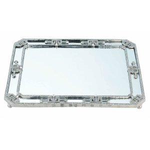Olivia Riegel Deco Mirror Tray - VT1502