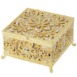 Olivia Riegel Gold Windsor Large Box - CB2004