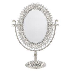 Olivia Riegel Oval Magnified Standing Mirror - MR1301