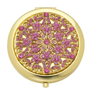 Olivia Riegel Pink Tourmaline Sinclair Compact - CM2010