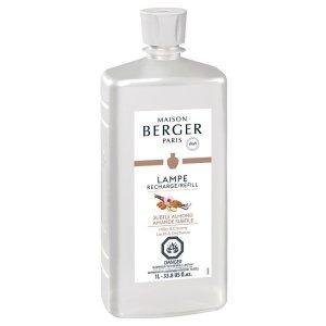 Subtle Almond Lampe Maison Berger Fragrance 1 Liter - 416344