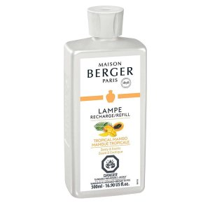 Tropical Mango Lampe Maison Berger Fragrance 500ml - 415474