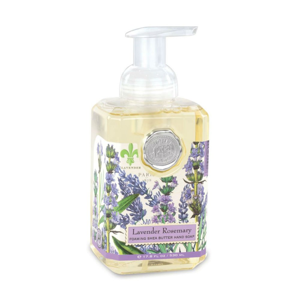 Michel Design Works Lavender Rosemary Foaming Hand Soap Lifestyles Giftware,Acrylic Nail Designs Natural Colors