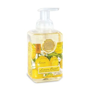 Michel Design Works Lemon Basil Foaming Hand Soap FOA8