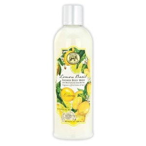 Michel Design Works Lemon Basil Shower Body Wash SBW8