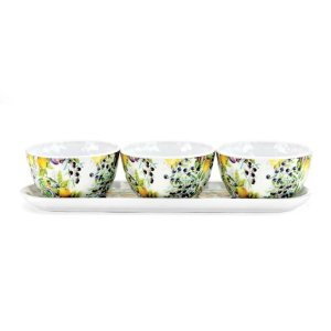 Michel Design Works Tuscan Grove Condiment Set SWCS277