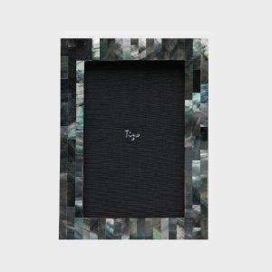 Tizo Design Black Mother of Pearl Frame MP68BLK