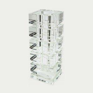 Tizo Design Crystal Glass Illusion Large Vase PH308VAS