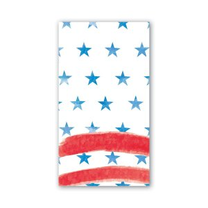Red White Blue Hostess Napkin