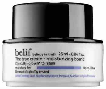 True Cream Belif Moisturizing Bomb Review