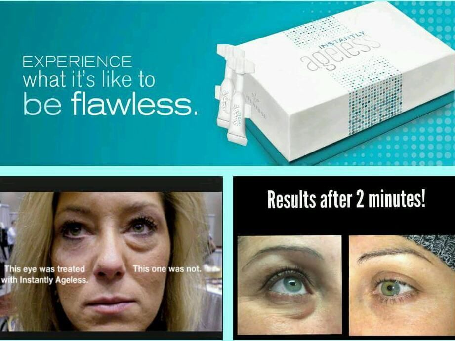 Instantly Ageless Miracle Cream Lifestyle Sister